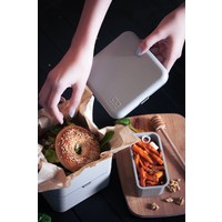 thumb-Bento Box Square (Litchi)-6