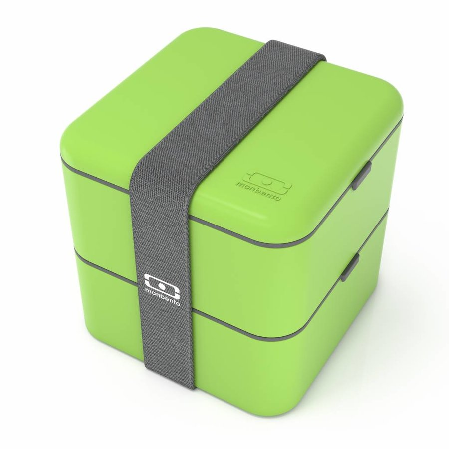 Bento Box Square (Groen)