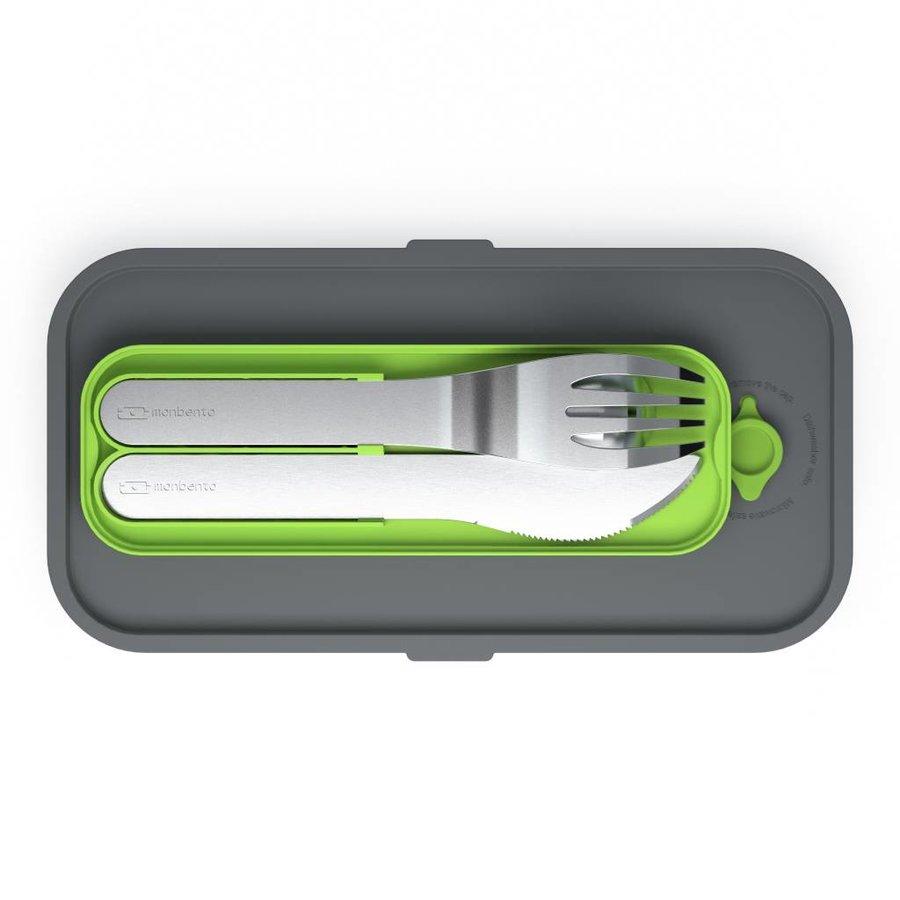 Pocket Cutlery (Groen)