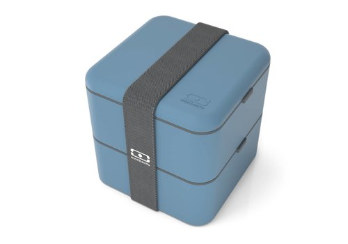 Monbento Bento Box Square (Denim)