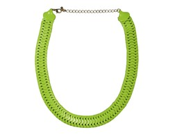 Neon Necklace - Yellow