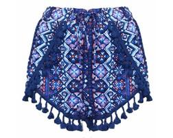 Summer Blue Short