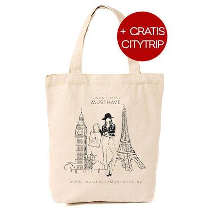 #IWANTCITYTRIP - GRATIS CITYTRIP
