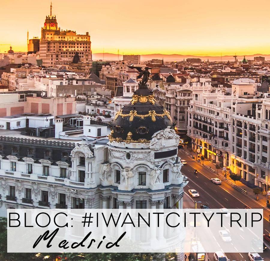 DE MUST-SEE CITYTIPS #MADRID