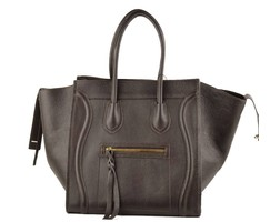 The C Bag - Leather Brown