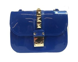 Studs Bag - Cobalt Blue