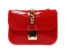 Studs Bag - Red