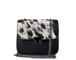 Musthave Bag - Black Fur