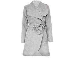 Short Parisian Chic - Grey