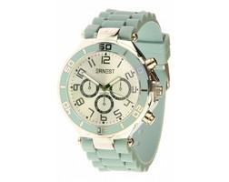 Summer Watch - Silver - Light-Green