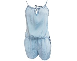 Denim Jumpsuite