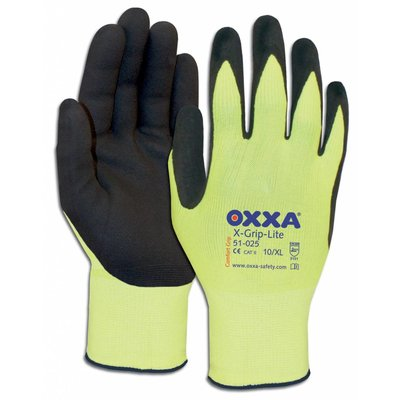 Oxxa X-Grip Lite 51-025 handschoen