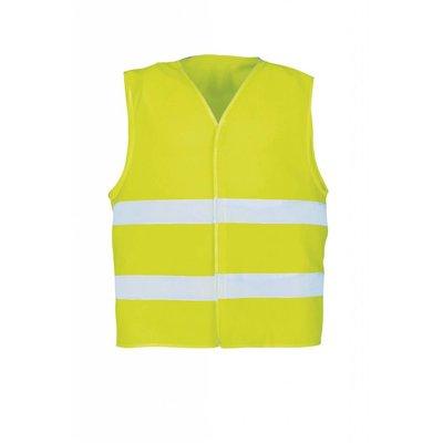 Sioen 9044 Elba verkeersvest (geel)