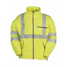 Sioen 131Z Reims fleece jas (geel)