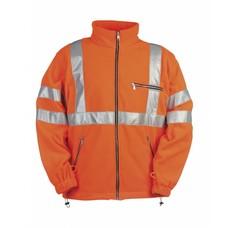 Sioen 131Z Reims fleece jas (oranje)