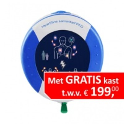 Medisol Heartsine Samaritan PAD 360P Volautomaat