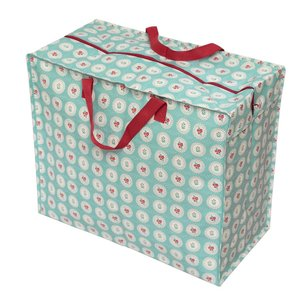 Rex London Jumbo bag Blue Doily