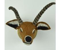 Wall-deco Antelope medium