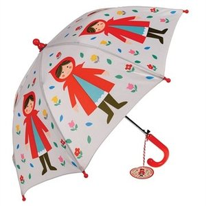 Rex London Childrens umbrella Red Riding Hood