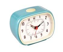 Rex London Retro Clock Blue