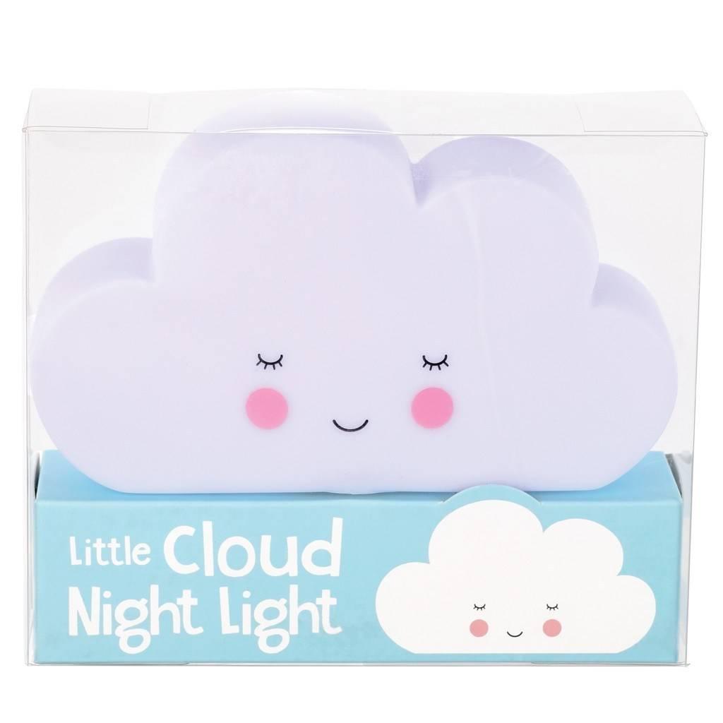 Rex London Nachtlicht Wolke - Blossify.com