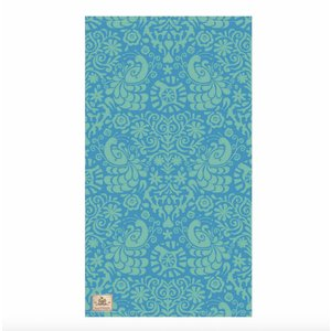 Happiness Beach towel Yoyo aqua