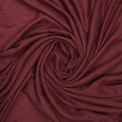 M&K Collection Schal Cotton/Wool burgundy