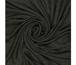 M&K Collection Schal Cotton/Wool charcoal
