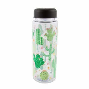 Sass & Belle Water bottle Cactus
