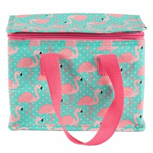 Sass & Belle Lunch-Tasche Tropical Flamingo