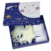 Rex London Glow in the Dark Stars Box of 30