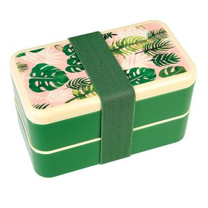 Rex London Bento Box Tropical Palm large