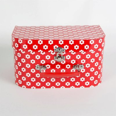 Sass & Belle Küchen-Box Red Daisies