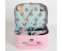 Sass & Belle Küchen-Box Pink Polka Dot