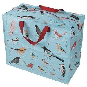 Rex London Jumbo bag  Garden Birds