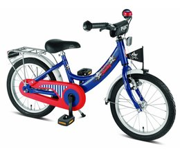 "Puky Puky 16"" kinderfiets Alu Captain Sharky 3+"