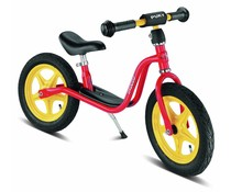 Puky Puky loopfiets met luchtbanden rood 2,5+