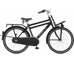 "Cortina Cortina U4 Transport jongensfiets 24"" 3-speed Black Matt 8+"