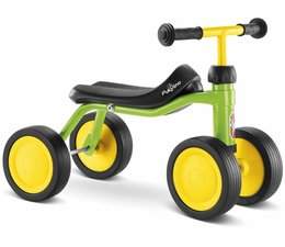 Puky Pukylino oefenfiets met 4 wielen kiwi groen 1+