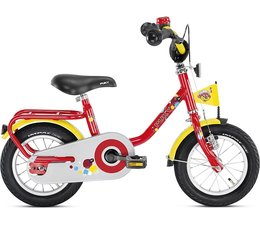 "Puky Puky 12"" kinderfiets Z2 rood 3+ - NEW"