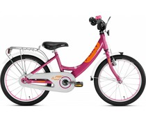 "Puky Puky 18"" kinderfiets Alu paars Berry Edition 4+"