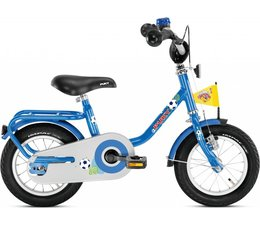 "Puky Puky 12"" kinderfiets Z2 blauw voetbal 3+ - NEW"