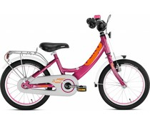"Puky Puky 16"" kinderfiets Alu paars Berry Edition 3+"