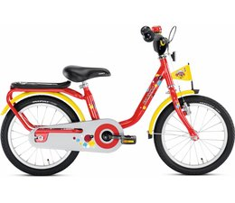 "Puky Puky 16"" kinderfiets Z6 rood 3+ - NEW"