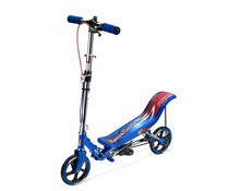 Space Scooter Space Scooter x580 kinderstep Blauw 8+