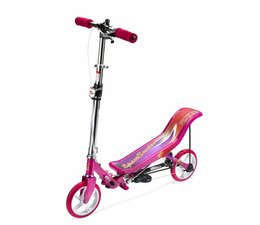 Space Scooter Space Scooter x580 kinderstep Roze 8+