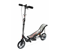 Space Scooter Space Scooter x580 kinderstep Zwart 8+