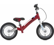 "Alpina kinderfietsen Alpina Brave loopfiets 12"" Pearl Red 3+"