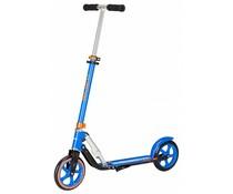 Hudora Hudora Tecaro Booster 8 vouwstep blauw-oranje 7+