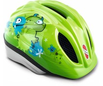Puky Puky fietshelm medium-large groen monster PH1
